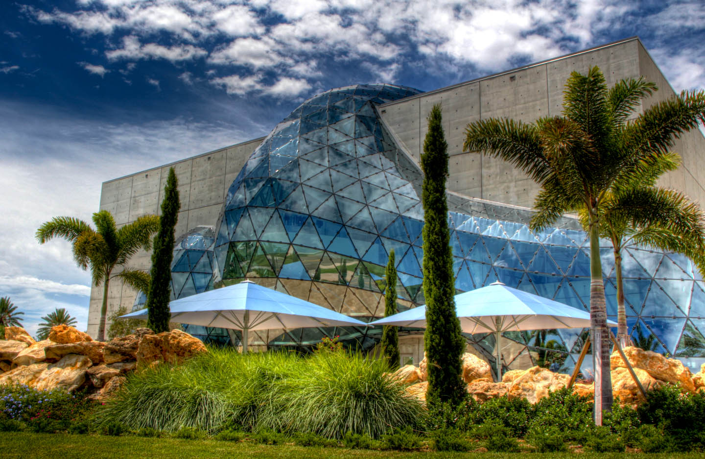 Marvelous Salvador Dali Museum St Petersburg Florida